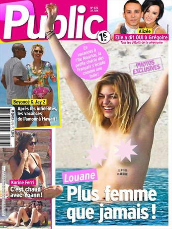 Public magazine