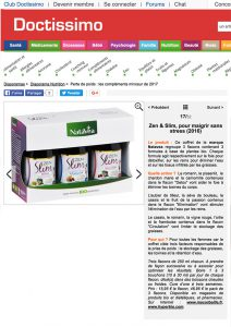 Article sur doctissimo